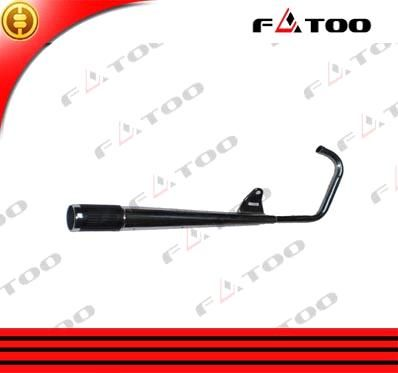 Motorcycle Exhaust Pipe/Muffler for 70CC/80CC/100CC/110CC/125CC/150CC/175CC motorbike spare parts