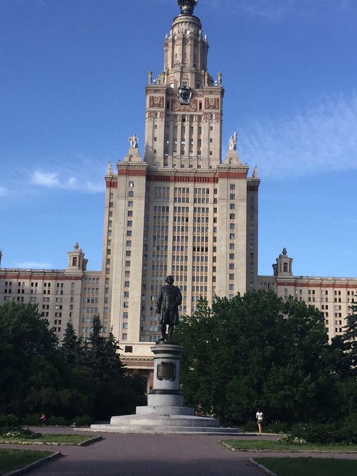 Lomonosov State University ofMoscow