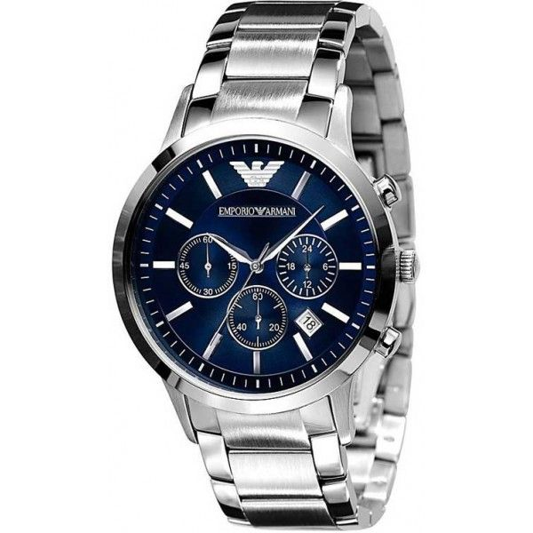 New #fashion #watches #Trend #style #giveaway #Emporio Armani – Men's Chronograph Blue #AR2448 #Freeshipping #20%OFF. https://feeldiamonds.com/swiss-luxury-watches-for-men-women/emporio-armani-sunglasses-watches/emporio-armani-ar2448-classic-blue-dial-chronograph-mens-watch