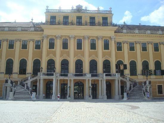 Vienna, Austria: Schombrunn
