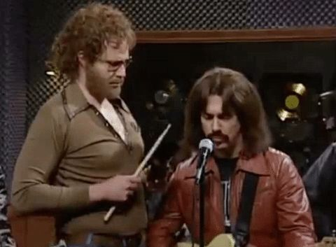 New trending gif on giphy will ferrell cowbell more - Will ferrell one man show ...