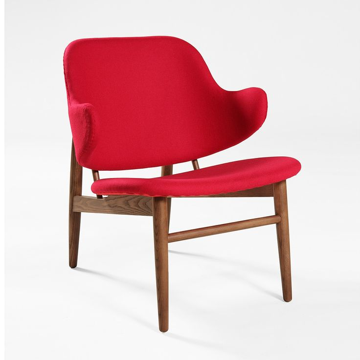 IL 10 Easy Shell Chair   Red. Arm ChairsLounge ...