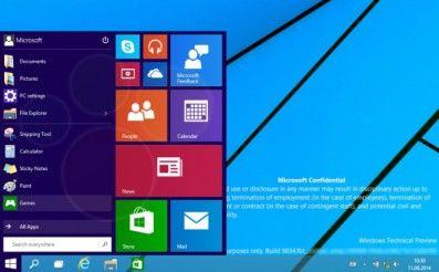 Příští rok se dočkáme další verze operačního systému Windows a už nyní se můžeme podívat, jak bude zhruba vypadat jeho uživatelské rozhraní.