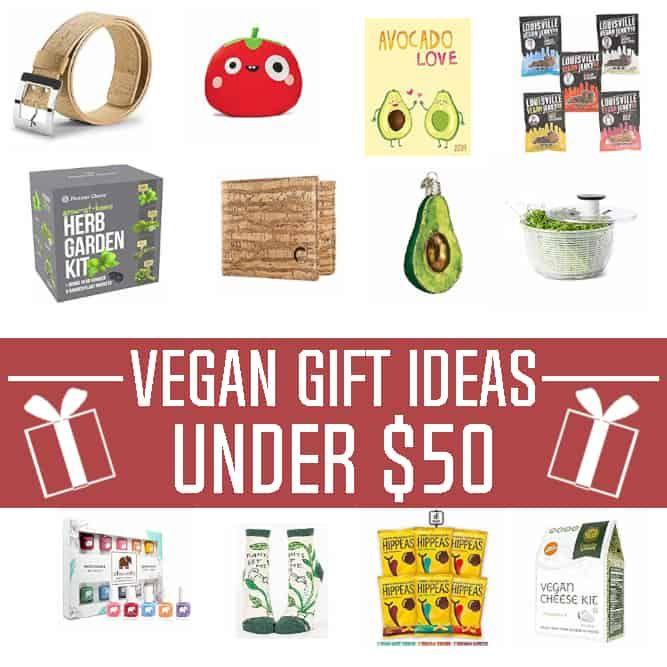 Holiday Vegan Gift Ideas Under 50 Vegan Gifts Diy Food Gifts Vegan Gift Basket