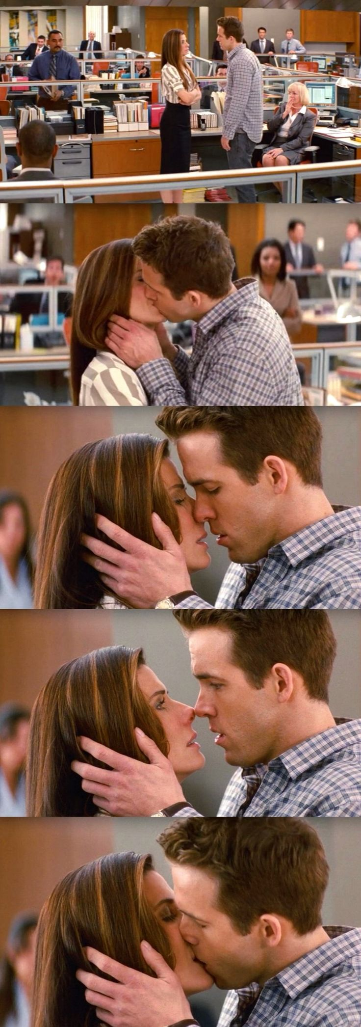 The Proposal - Sandra Bullock and Ryan Reynolds