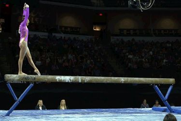 Entertainment Website Artistic gymnastics