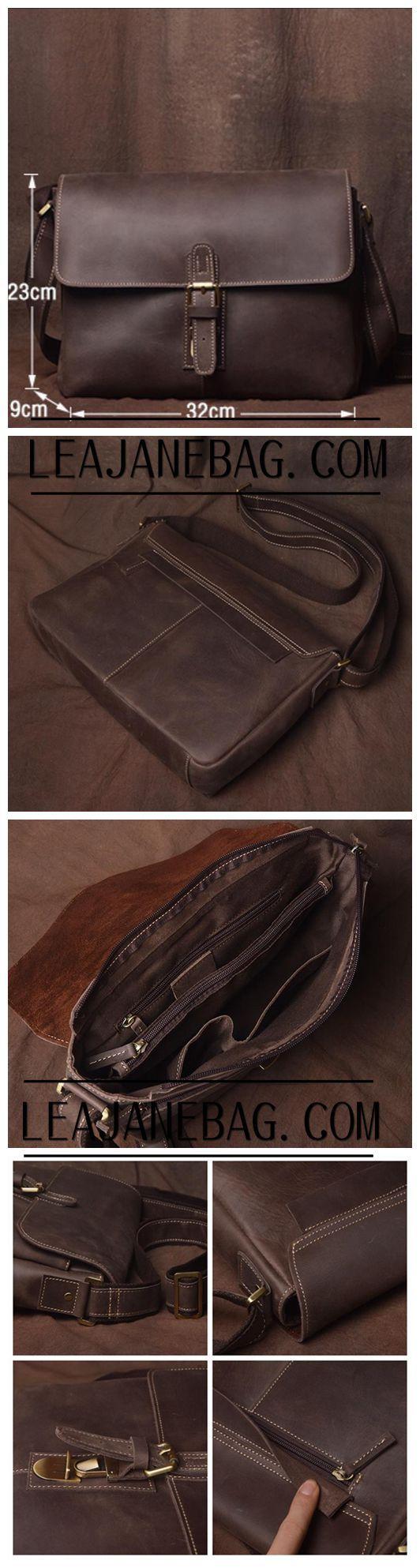 Messenger Bag Men Casual, Side Bags for Mens JZ016