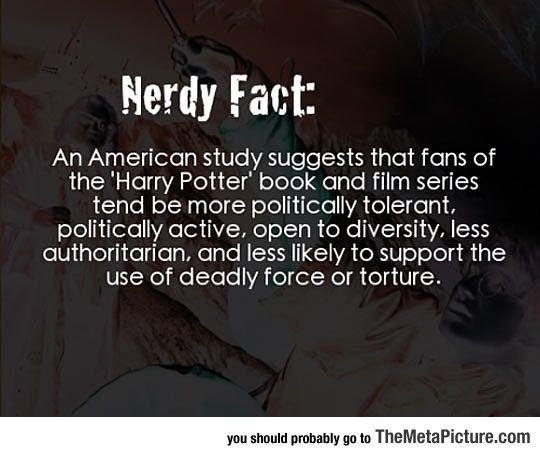 Interesting Nerdy Fact