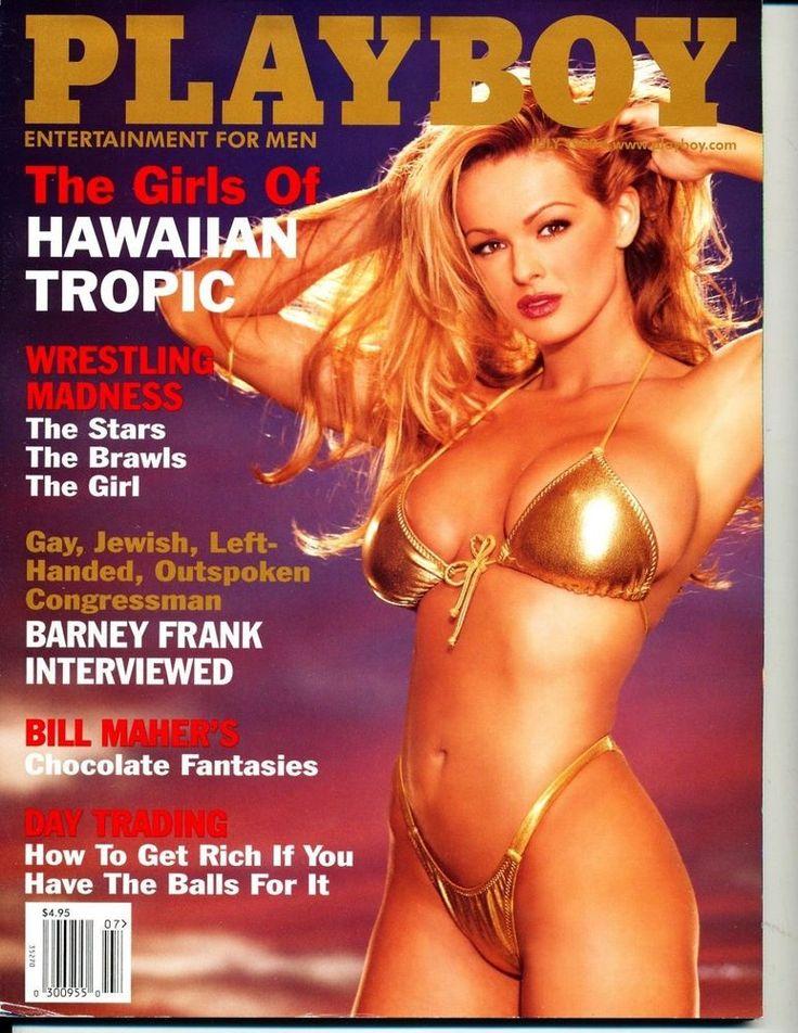 PLAYBOY JULY 1999 PMOM JENNIFER ROVERO ~ BROOKE RICHARDS COVER GIRL