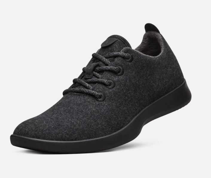 allbirds wool runners - love my Allbirds - I have the black with black sole.