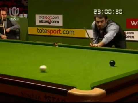 Ronnie O`Sullivan ( Amazing yellow and wonderful clear ) 2010