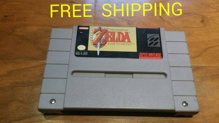 The Legend of Zelda : Link to the past Super Nintendo snes nes system game LOZ LTTP - pinned by pin4etsy.com