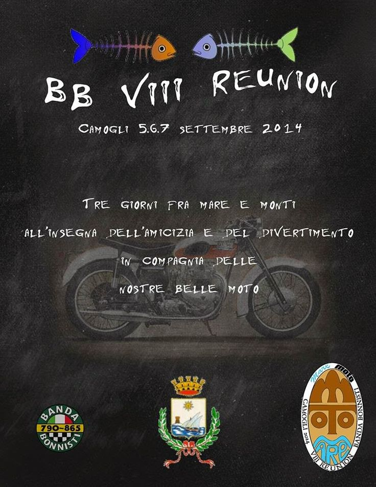 photofrankie57: VIII Reunion BB sett.2014, Camogli