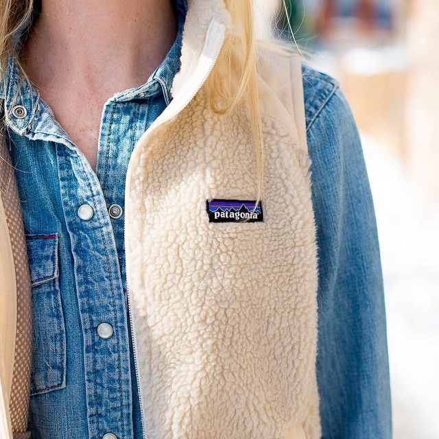 """My favorite @Patagonia Retro-X Vest is on sale!  Visit kellyinthecity.com for details or... @liketoknow.it www.liketk.it/PmFS #liketkit #patagonia"""