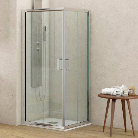 Box doccia angolare 80x80 altezza 180cm Guarda Prezzi