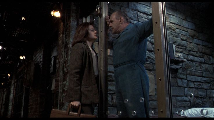 Clarice Starling Meet Dr. Hannibal Lecter  a Scene Analysis