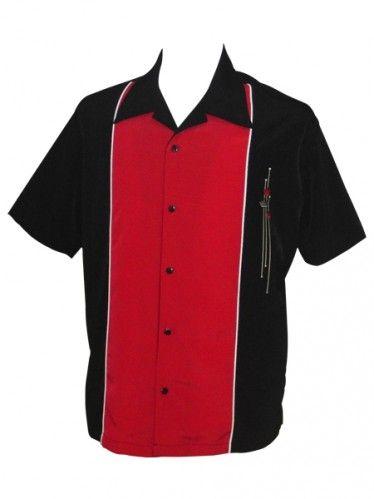 Triple Crown Lounge Shirt | Bowling Shirt | Bowling Shirt Retro Bowling Shirt | Bowling Shirts | Bowling Wear | Bowling Concepts