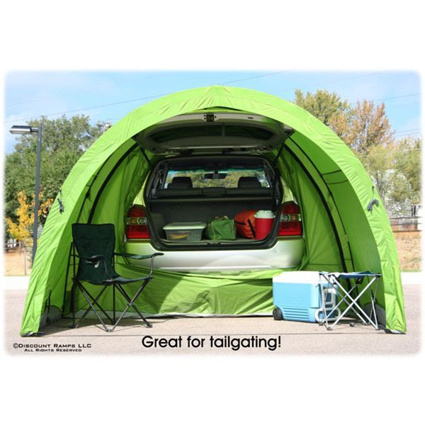 Modular Tent for Tailgating, Camping, and More