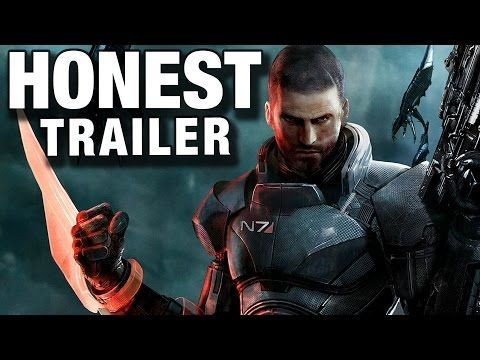 You'll Hate The Ending To Mass Effect's Honest Trailer