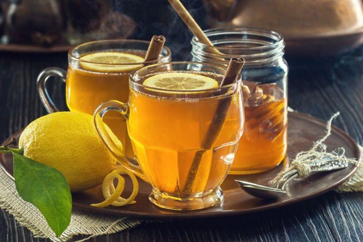 Horúci cider s medom a citrónom | Recepty.sk