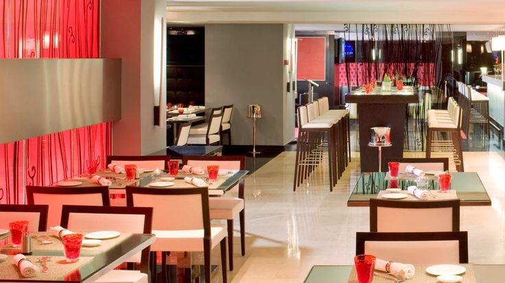 Restaurante UNO del Hotel Meliá Madrid Princesa