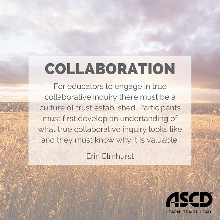 Collaborative Classroom Culture : Everything you need to know about professional
