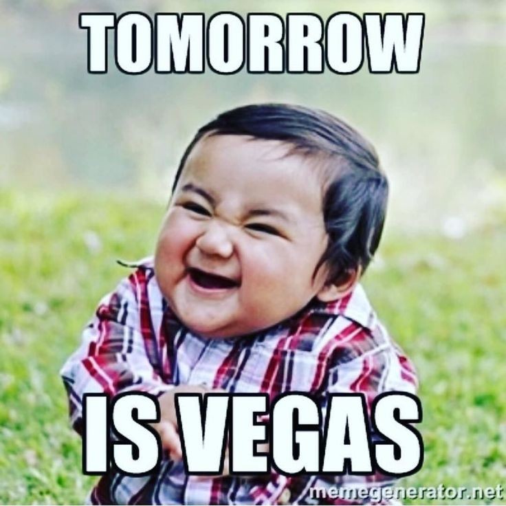 "vegashut: ""I think we all know this feeling. #vegas #vegasbound #vegasbaby #vacation #sincity #whathappensinvegas #meme"""