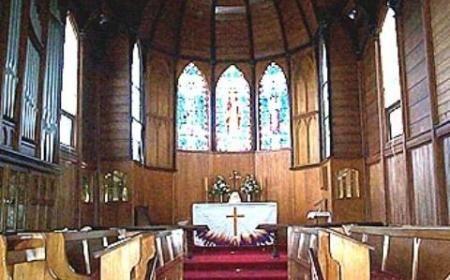 Inside St Stephens Church