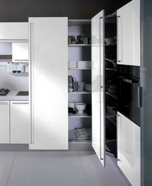 New white kitchen cabinet for modern kitchen design ideas Easy Decor Kitchen Decoration Ideas Pinterest Colors Decorating ideas and Yellow