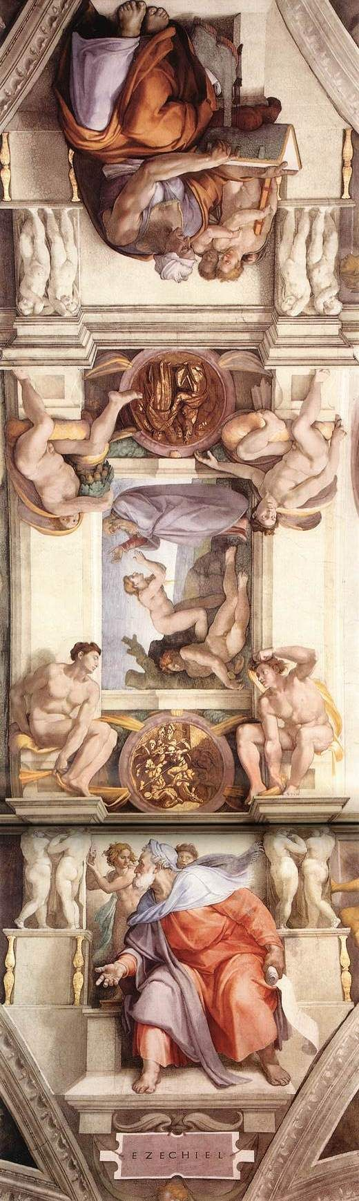 17 best ideas about michelangelo paintings sistine michelangelo buonarroti 1475 1564 sistine chapel ceiling