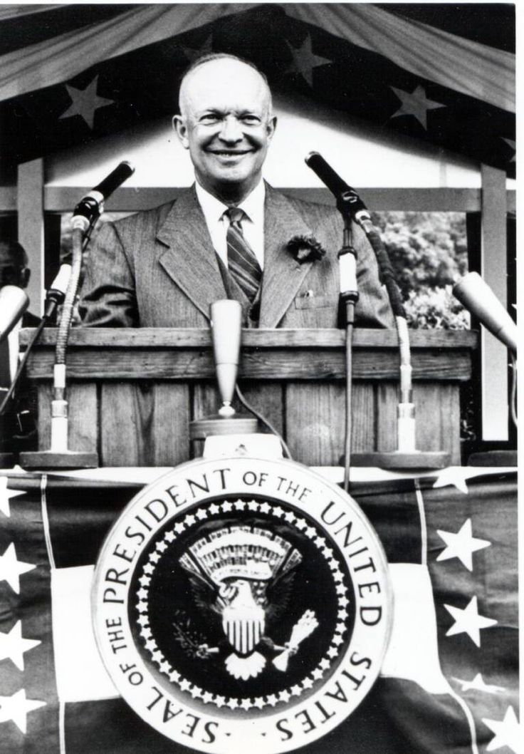 dwight d eisenhower the president leader General dwight d eisenhower had a distinguished military career in world wars i and ii before being elected president of the united states in 1952.