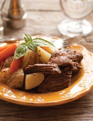S.O.S. Comer Saudável : Receita de carne de panela
