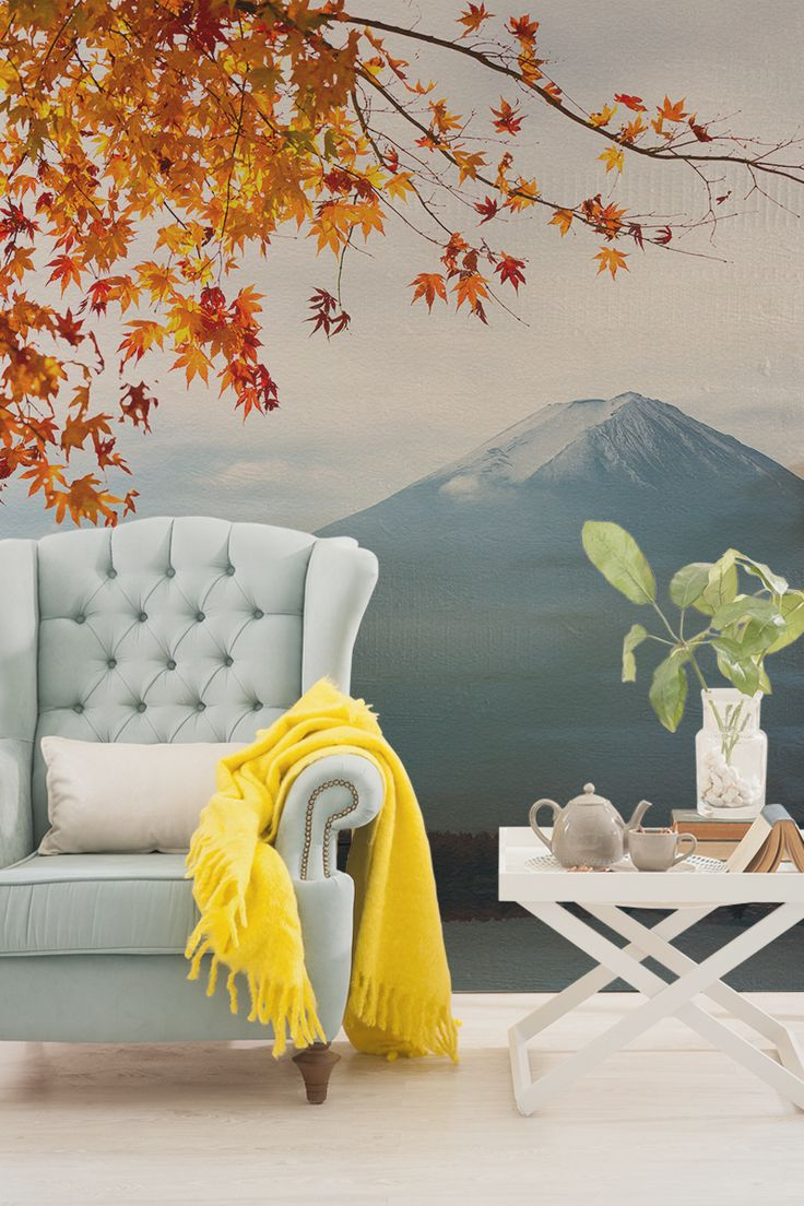 296 best murales bonitos trampantojo images on pinterest wall find this pin and more on murales bonitos trampantojo by folixa mount fuji wall mural