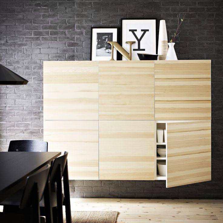 562 best ikea besta images on pinterest. Black Bedroom Furniture Sets. Home Design Ideas
