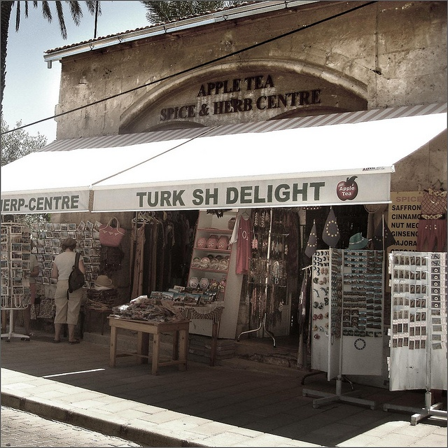 Famagusta (Mağusa) - North Cyprus by Sev Ali, via Flickr I've bought all sorts of things in this shop!