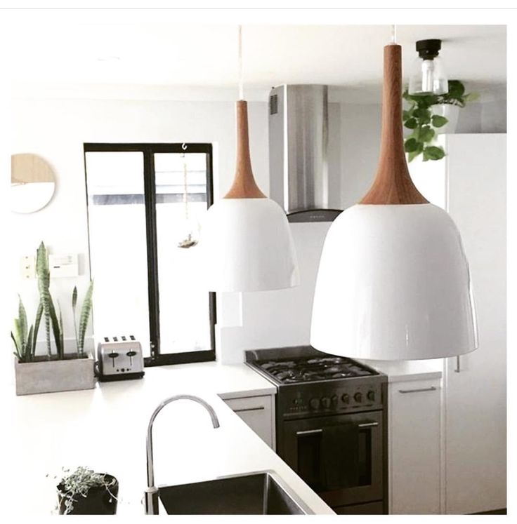 Polk pendant lights are available in white and black in three different sizes. www.bitolalighting.com.au