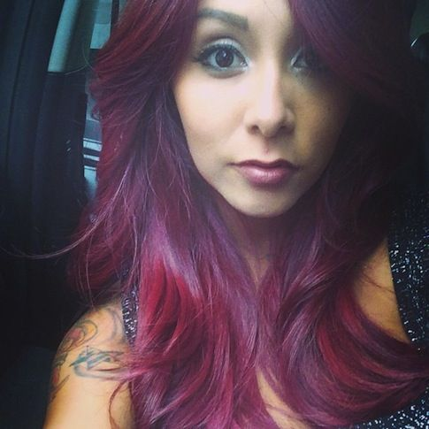 snooki's red hair color - Google Search