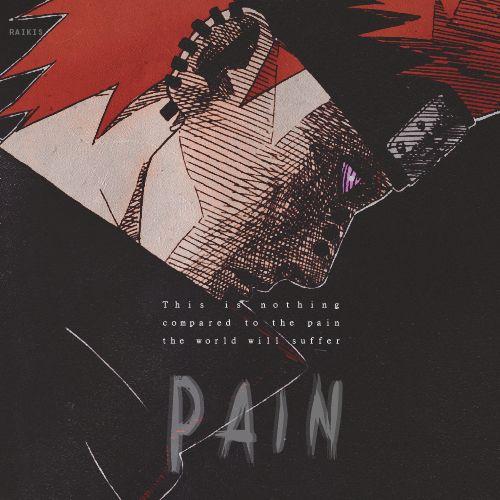 Imagem de pain and naruto
