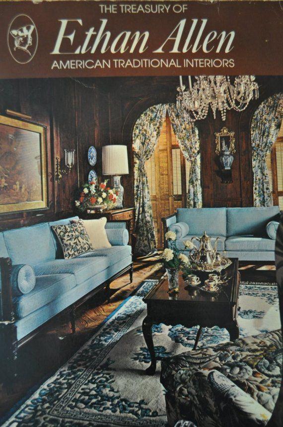 78 Best Images About Vintage Ethan Allen Furniture On