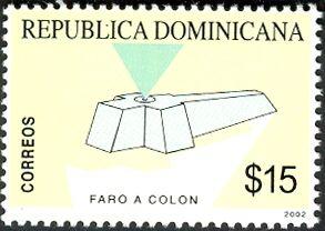 FAROS -  REPÚBLICA DOMINICANA 2002