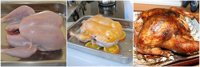 Küchentanz: Last Minute-Festtagsbraten: Tacchino Ripieno