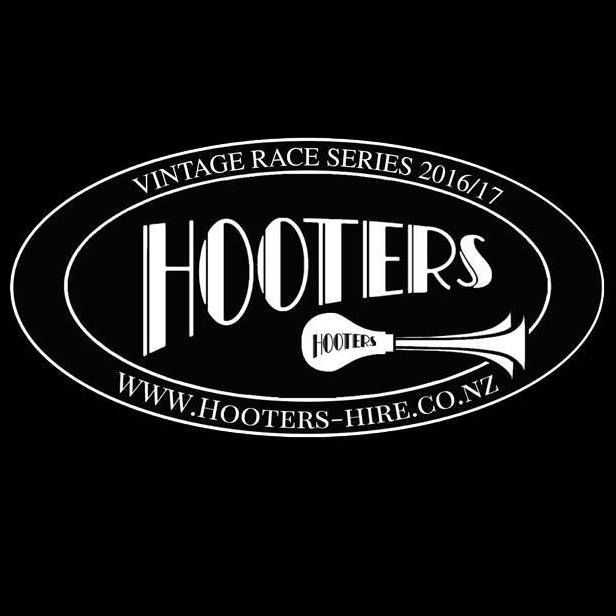 The Historic Racing Club (HRC) and Series Sponsors, Hooters Car Hire (Napier)…