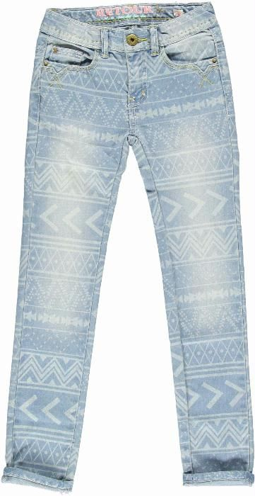 Afgewassen jeans van #Retour - Gespot op Bambini.com
