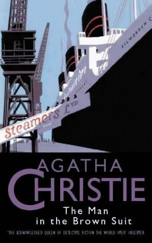 The Man In The Brown Suit Agatha Christie | My Dress Tip