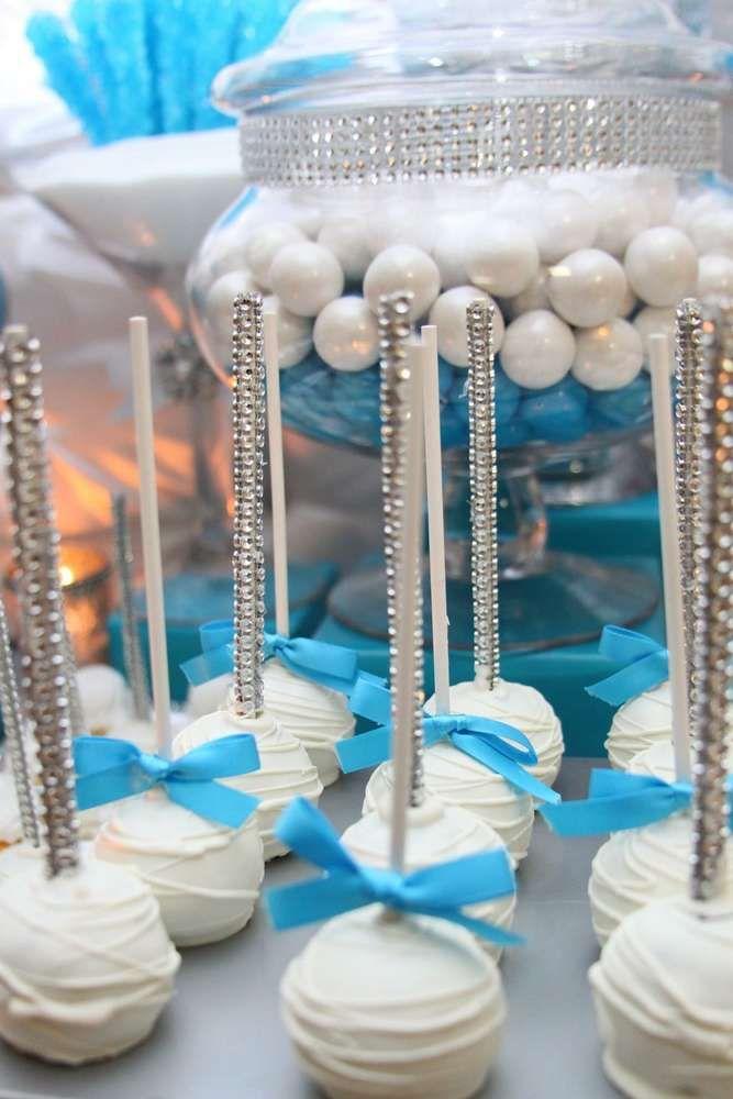 81 best Winter Wonderland Sweet 16 images on Pinterest Birthdays