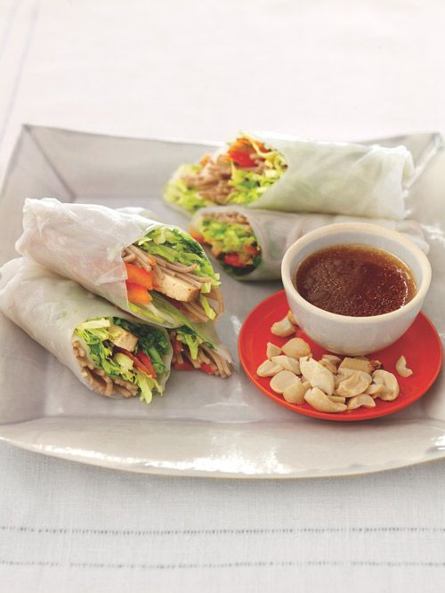... tofu summer rolls with crispy tofu kimchi tofu summer rolls recipes