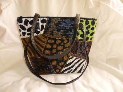 Beaded Purse!  $24.50  http://stores.ebay.com/pampered-purses: Beads Purses, Pampered Purses, Beaded Purses