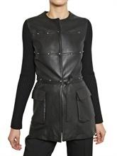 valentino jacket leather