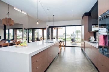 Batesford Homestead contemporary-kitchen
