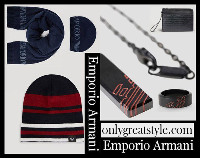 armani accessories